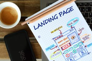why are landing seo pages important