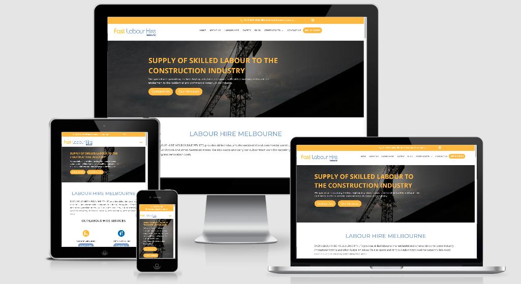 website design portfolio south yarra